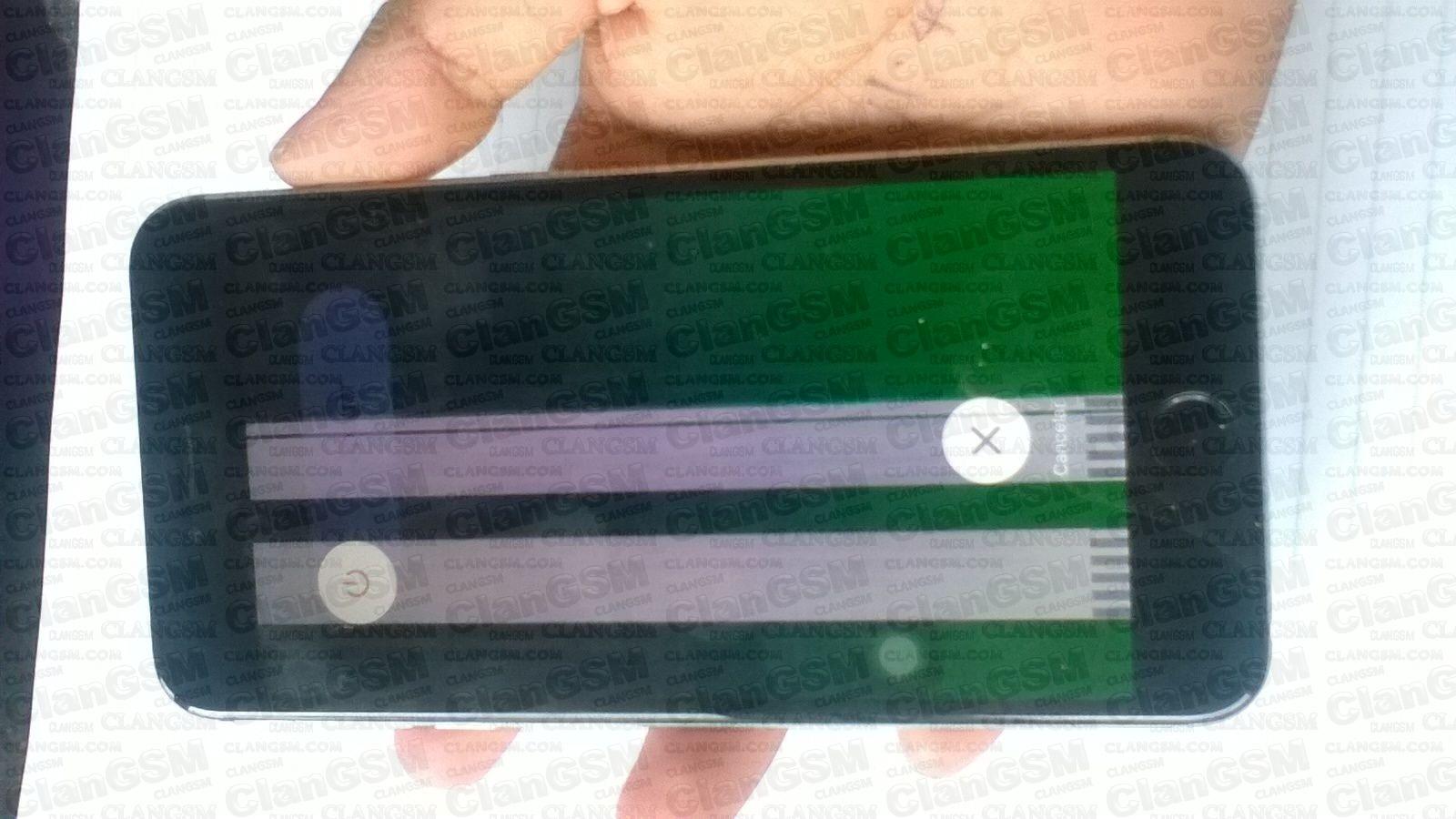 ae4790d1685 Iphone 6 Plus Falla No Funciona El Touch Y Rayas Verticales En ...