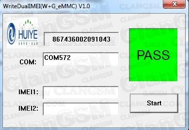 Reparacion serial Xiaomi Redmi 4x (aporte) - Clan GSM - Unión de los