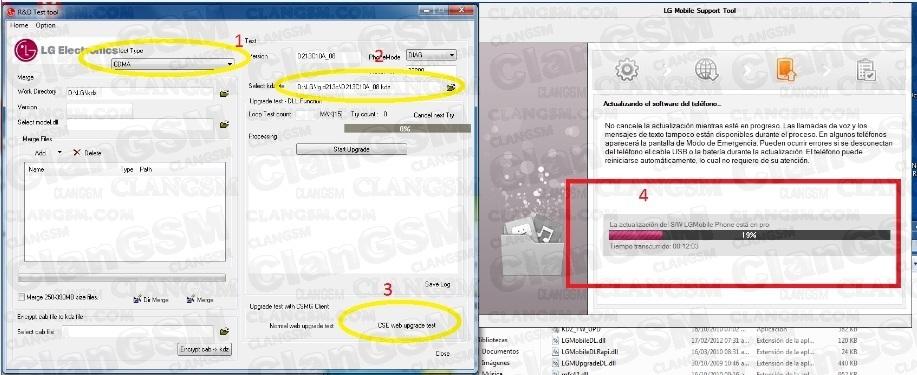 Firmware Flash D213c Lg L50 - Clan GSM - Unión de los