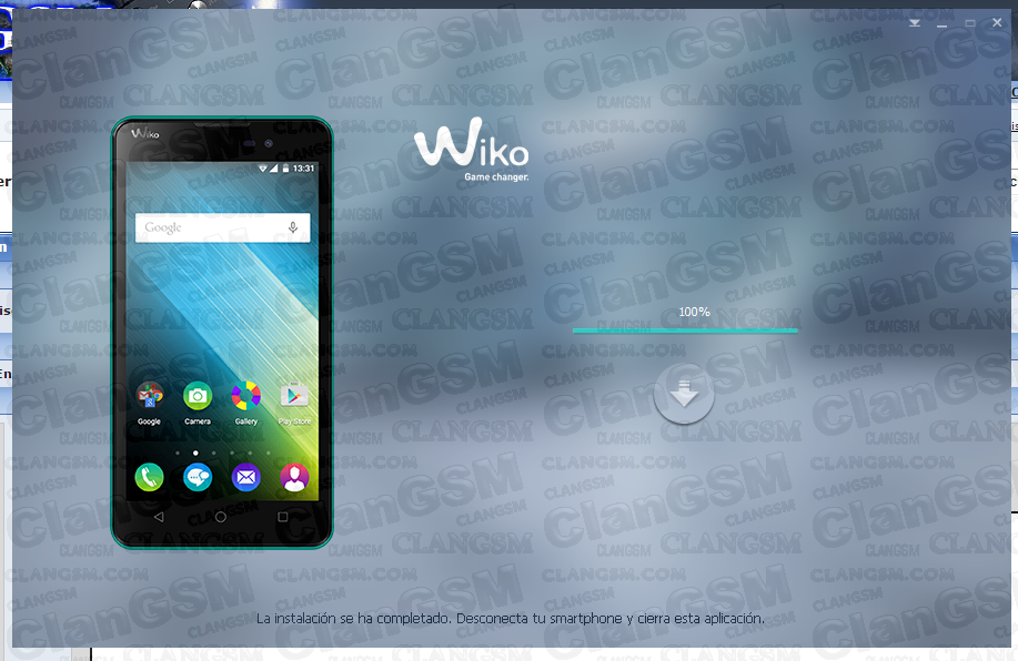 Wiko Game Changer Firmware