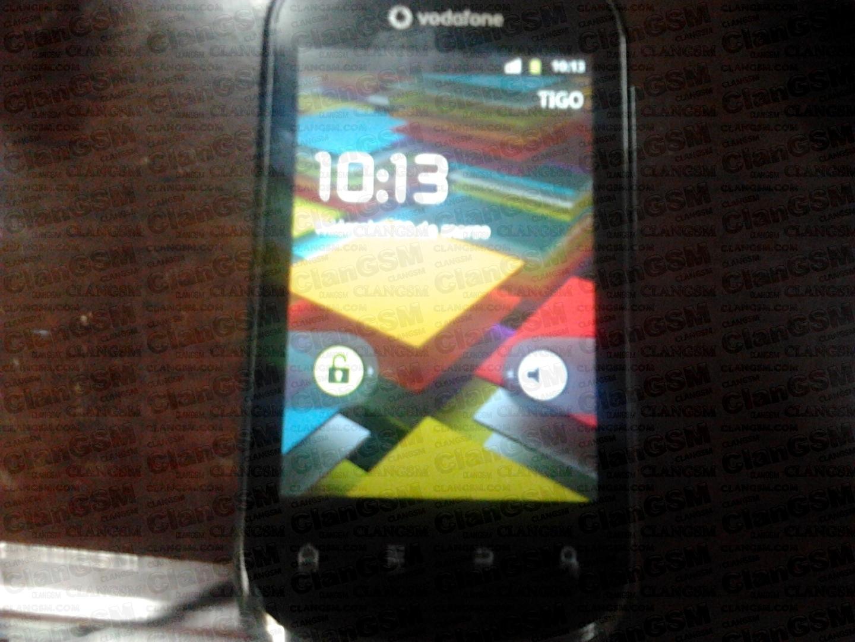 Aporte: Unlock Vodafone Smart 2 - Clan GSM - Unión de los