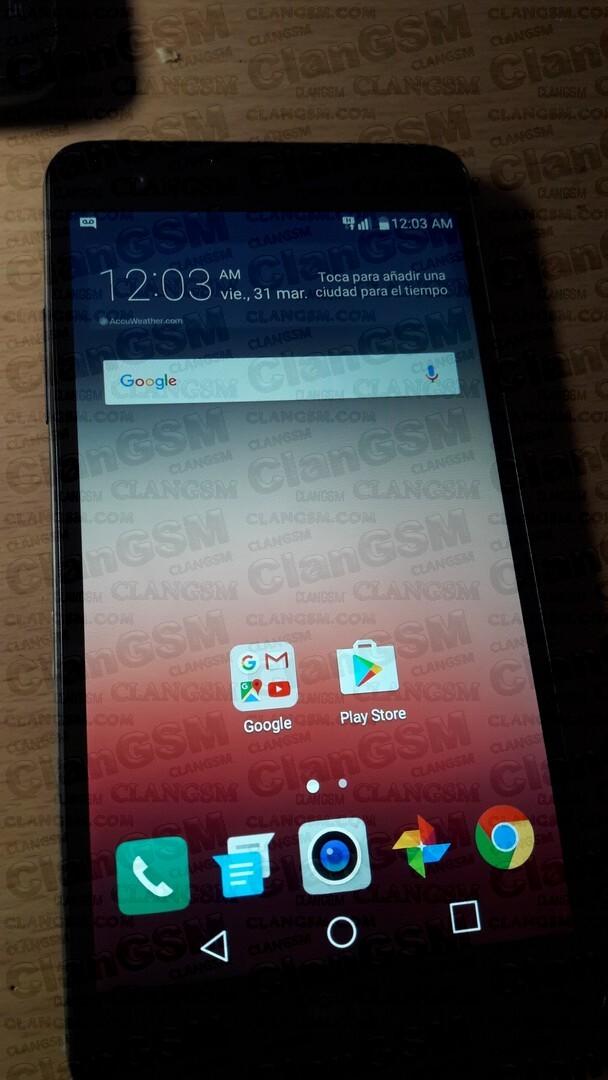 Aporte Unlock Lg Ls755 Sin Root - Clan GSM - Unión de los