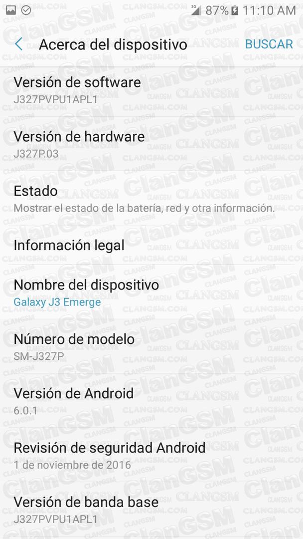 Unlock Sm-j327p - Clan GSM - Unión de los Expertos en Telefonía Celular