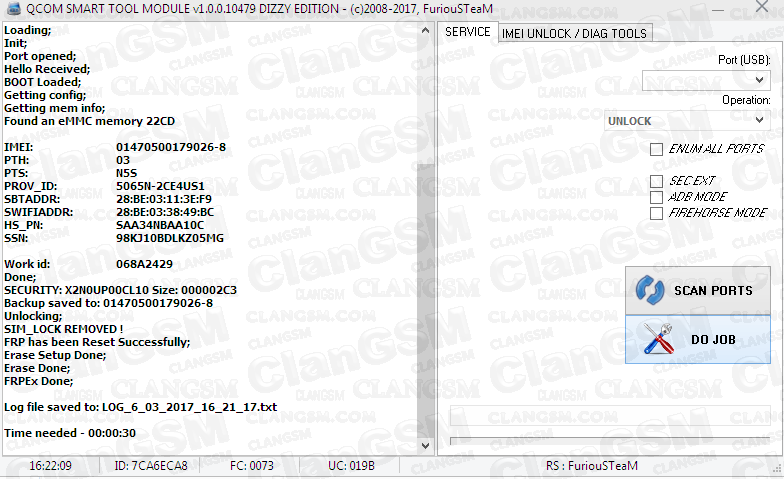 Alcatel 5065n Flash File