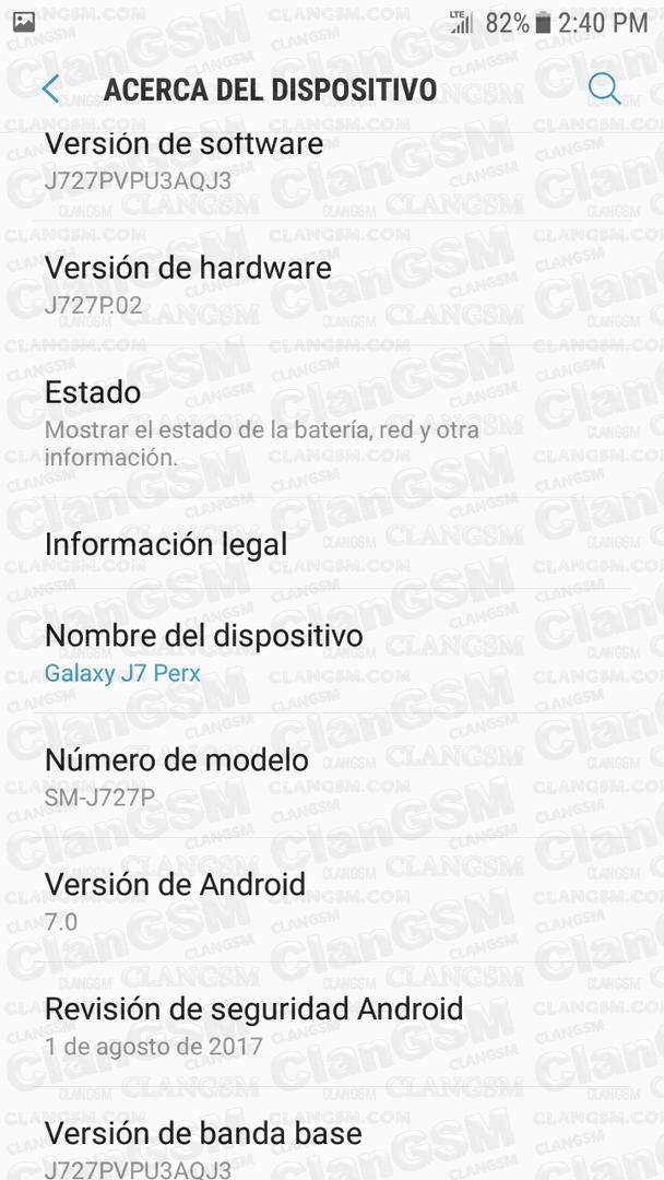 Unlock Permanente J727p Bit 3 Sin Server! - Clan GSM - Unión de los
