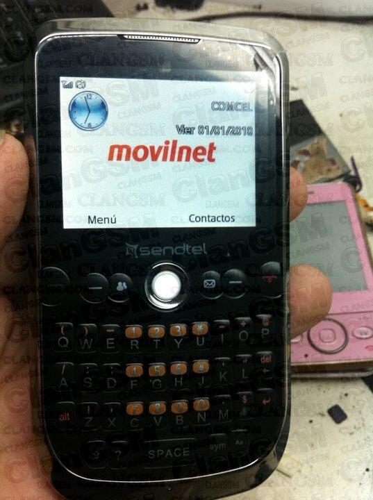 Firmware Huawei U9120 Movilnet