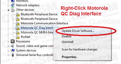 solucion De Drivers Para Moto G Y Moto E Para Sigma Box - Clan GSM