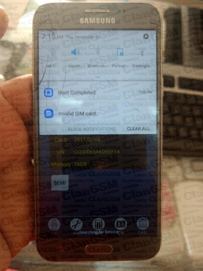 Liberación J327p Binario O Bit 3 Con Crack Z3x - Clan GSM - Unión de