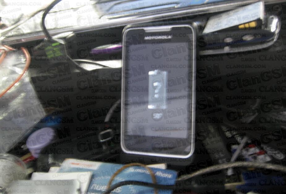 tema para celular motorola xt303