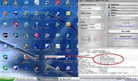 Aporte Unlock Free Huawei E303 - Clan GSM - Unión de los