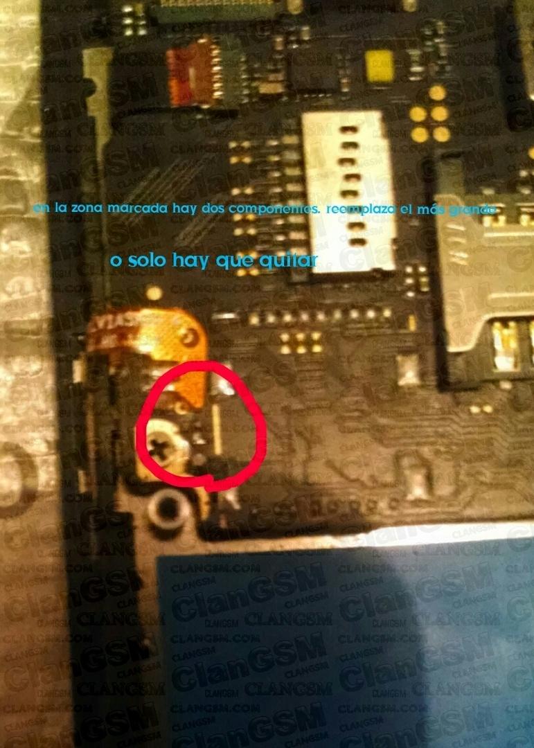e29837d88ab Aporte Zte Blade L2 Puente Para Boton Power - Clan GSM - Unión de ...
