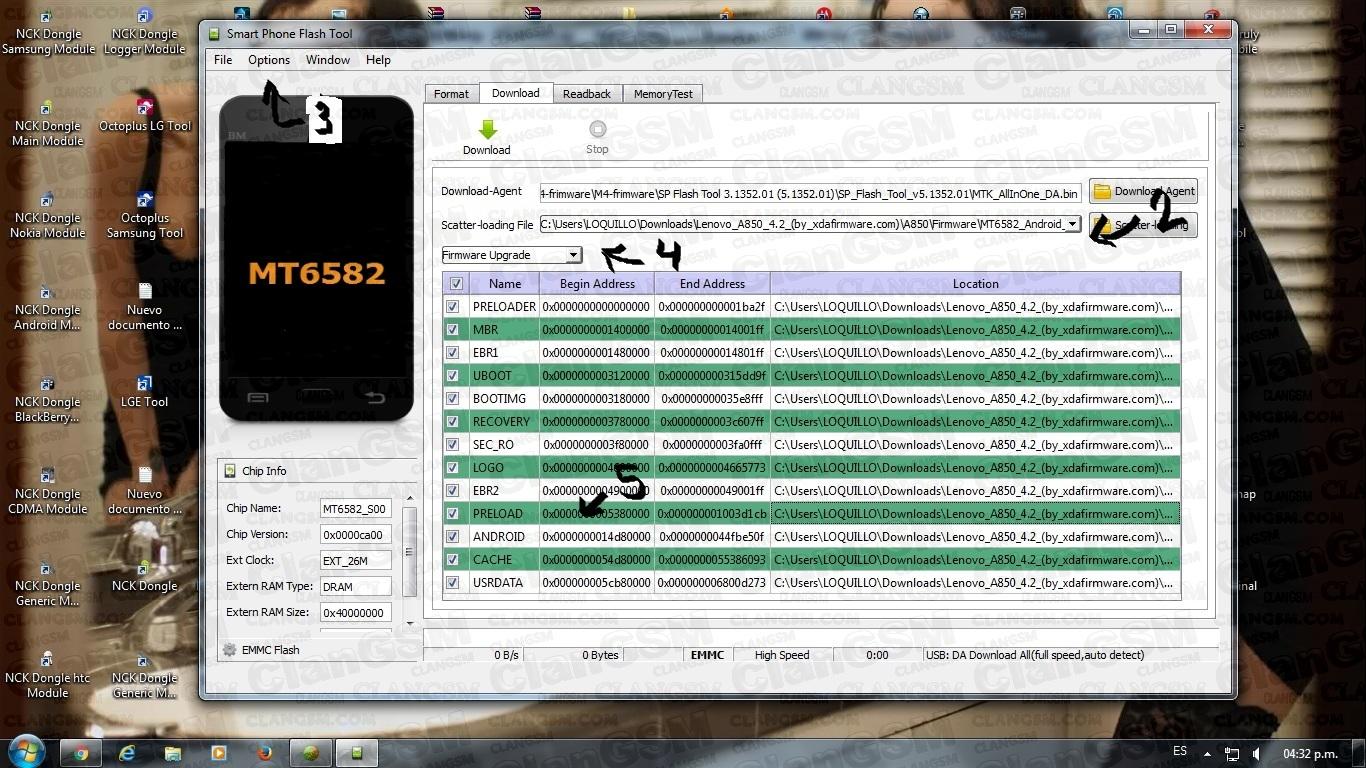 Lenovo a850 firmware gsm forum