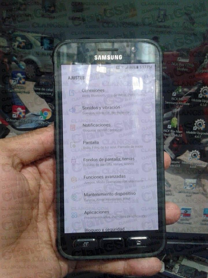 Elimina Cuenta Google Frp Samsun S7 Active G891a 100% Y