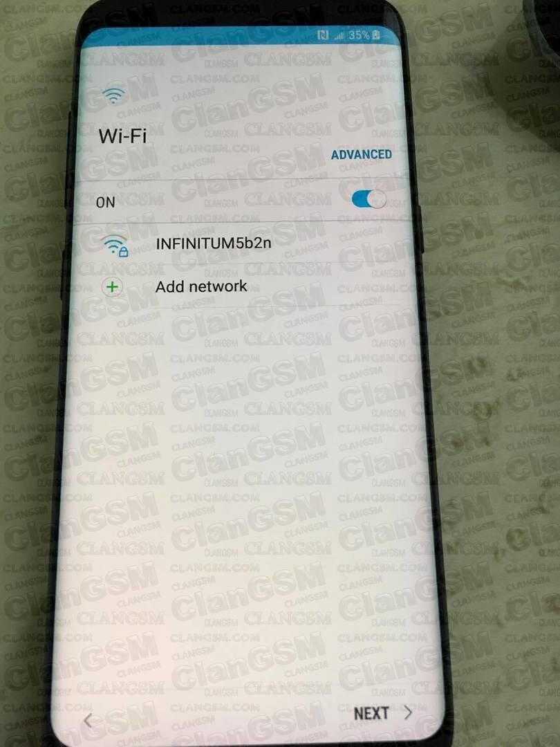 Frp S8 G950u - Clan GSM - Unión de los Expertos en Telefonía