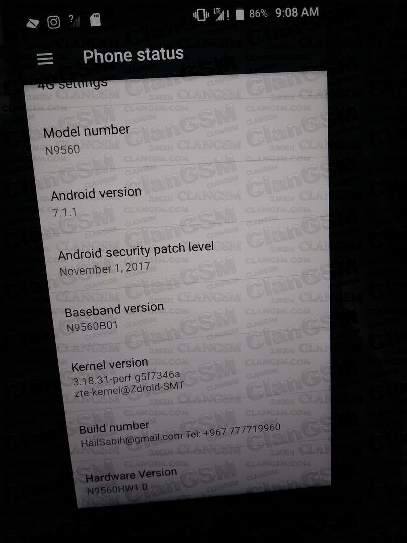 Unlock N9560 Zte Max Xl - Clan GSM - Unión de los Expertos