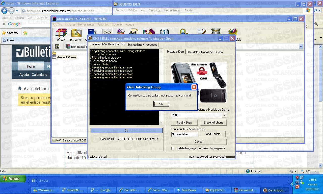Antivirus as Virus Win32: Trojan-gen, because it was crack works so use at