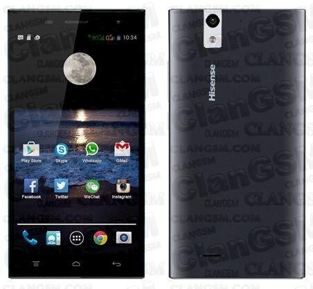 Hisense Hs-u988 Firmware - Clan GSM - Unión de los Expertos