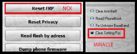 Reset Frp Mtk (nuevo Metodo) - Clan GSM - Unión de los Expertos en