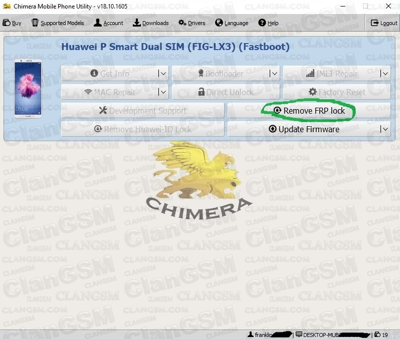 Post Here Successfully Flashed,Unlock Or IMEI Repair By Chimera Tool