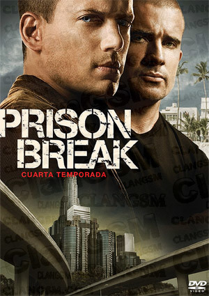 Prison Break Temporada 4 [DVDRip] [Latino] [1 Link] [MEGA]