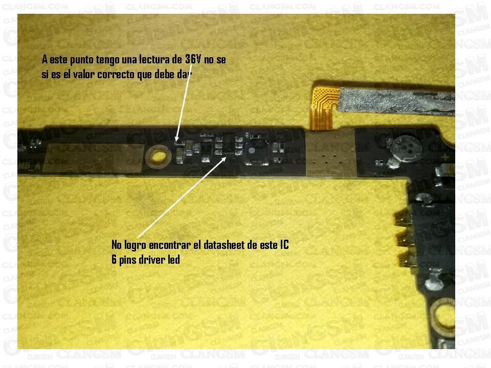 Zte       Blade       L2    Plus Sin Luz En Display  Clan GSM  Uni  n de los Expertos en Telefon  a Celular