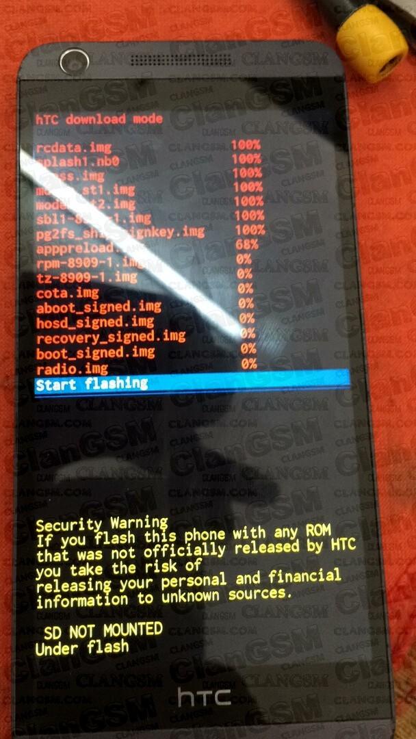 Unlock Htc Desire 626s De Metro Pc - Clan GSM - Unión de los