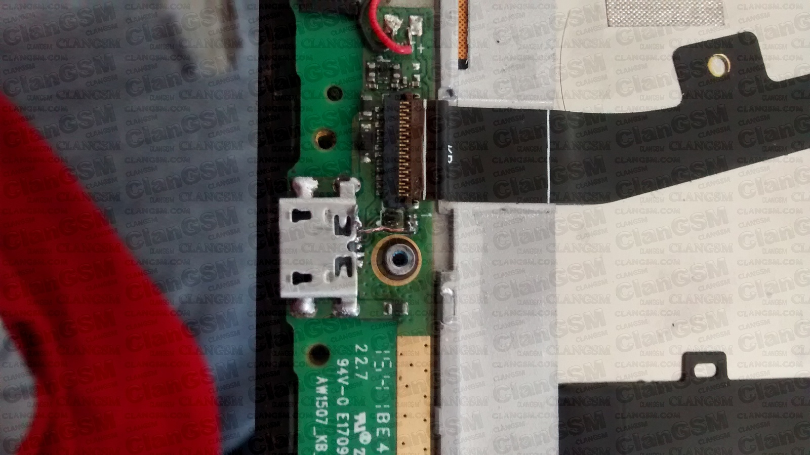 Alcatel 5025g Pin Out - Clan Gsm