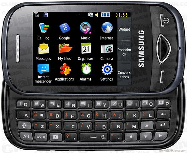 Solución del auto reinicio del Samsung GT-B3410 por juegos.