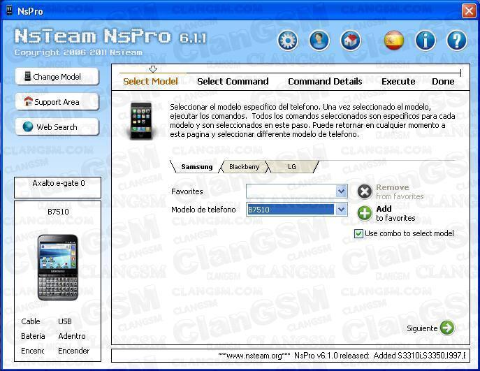 nspro 6.1.0