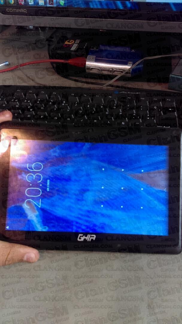 donde descargar firmware de tablet spc