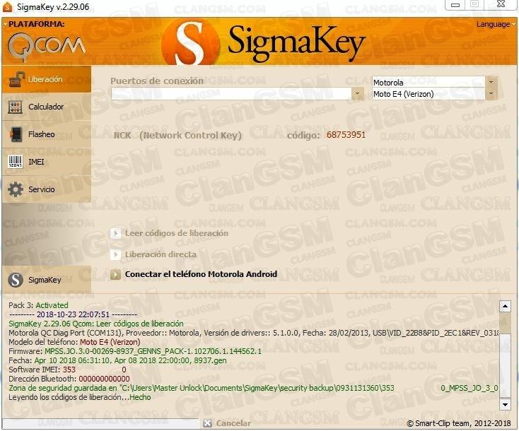 Unlock Xt 1767 De Verizon Ver7 1 1 - Clan GSM - Unión de los