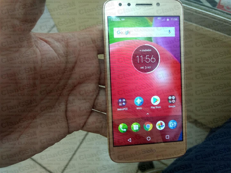 Motorola Moto E4- Xt1765,xt1766,xt1767,xt1768, Metro Pcs