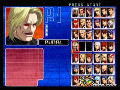 Descargar The king of fighters 2002 [Varias Versiones + Cheats] [MF