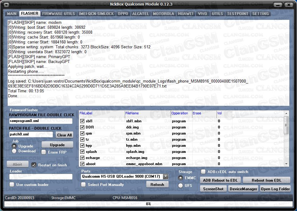 Unlock Zte N9519 Warp 7 Vercion De Software B10 - Clan GSM