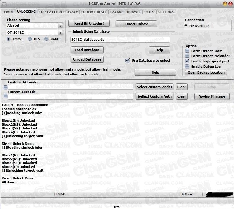 Alcatel 5041c Firmware