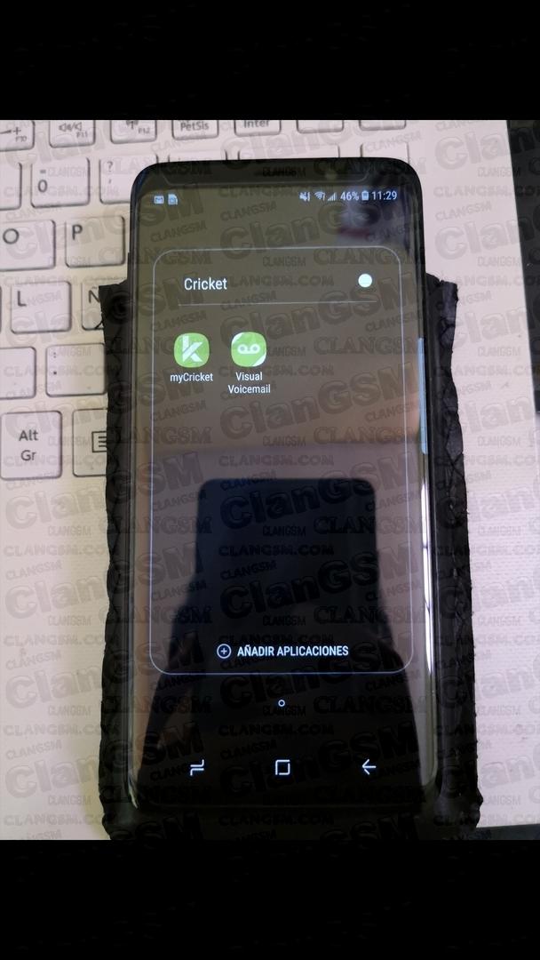 Unlock Galaxy S9 Y S9+ Cricket G960u Con Octoplus Sin Root