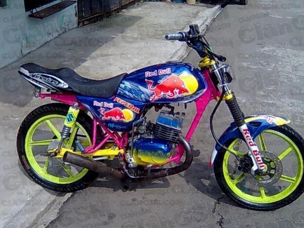 Suzuki ax 100 - Taringa!