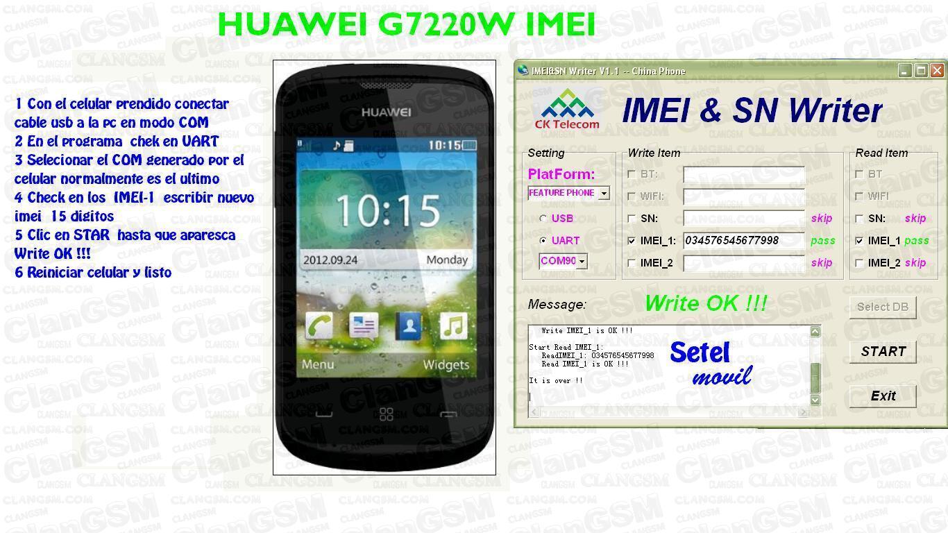 temas para huawei g7220
