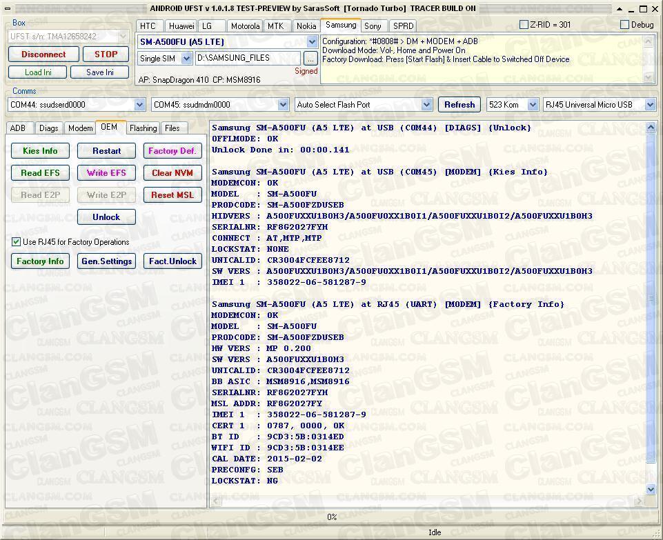 Sc8825 Bootloader