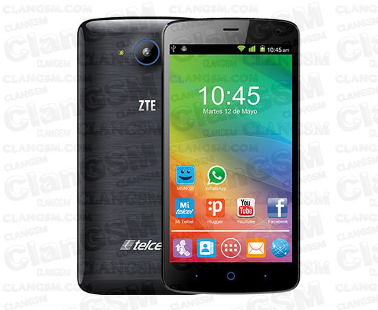 that indicate that firmware zte blade l2 dual sim cool