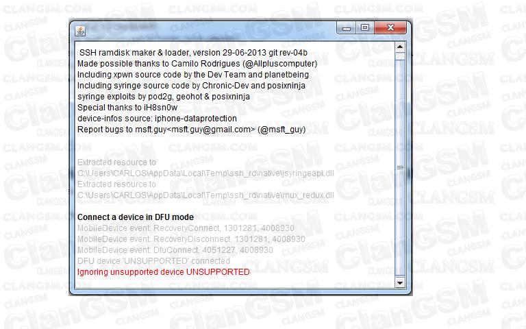 Ayuda - Saltar Icloud Iphone 4 - Clan GSM - Unión de los Expertos en