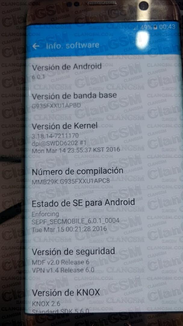 Reparación De Imei Full S7 Edge G935f - Clan GSM - Unión de
