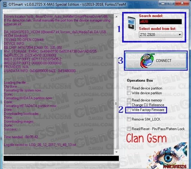 Aporte Firmware Zte Z820 Obsidian ( T-mobile -- Metro Pcs